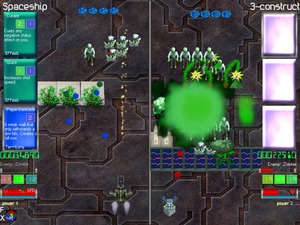 Action Games - Screenshot for Zirconia 2: Battle
