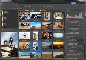 Image Manipulation Software - Screenshot for Zoner Photo Studio Free