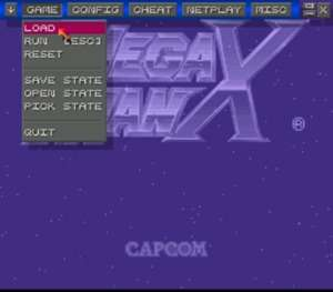 Console Emulators - Screenshot for ZSNES