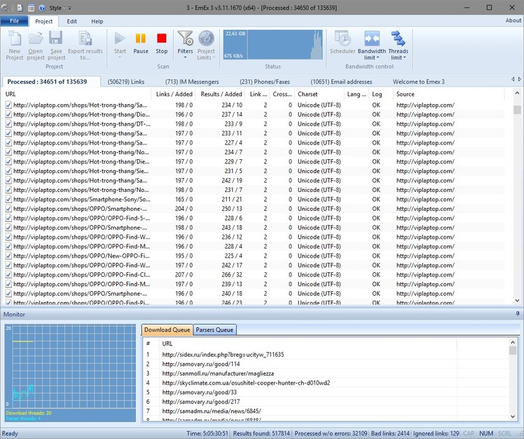 download advanced email extractor pro: