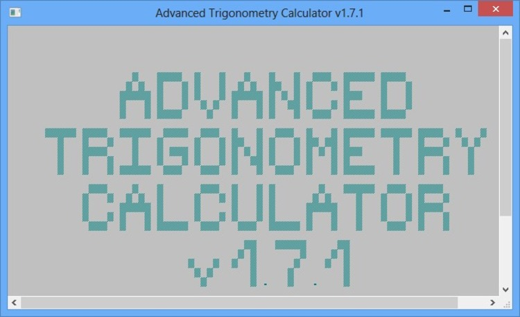 Freeware Calculators