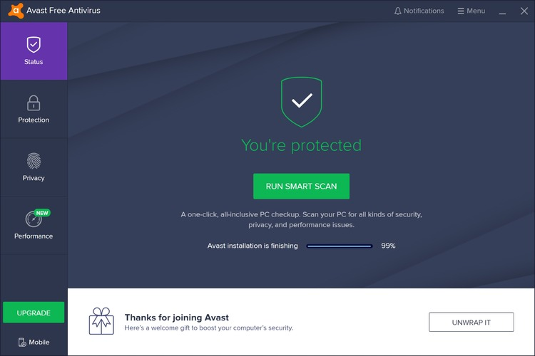 download avast for free
