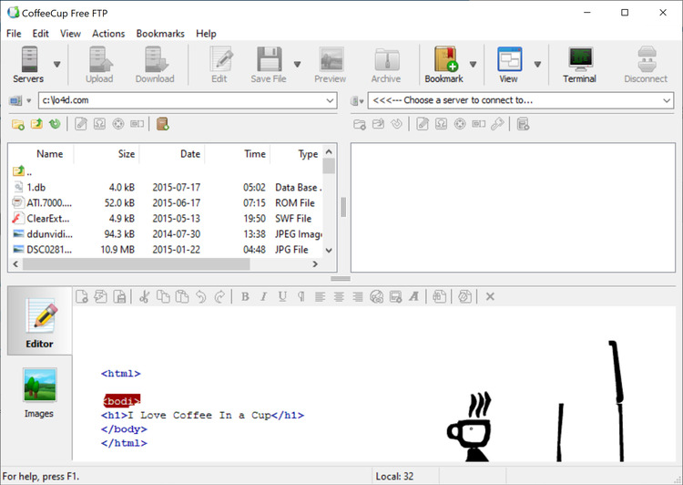 Ws Ftp Free Windows 7
