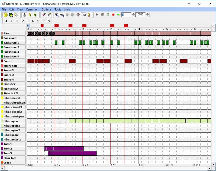 drum machine program