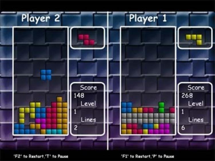 free online tetris
