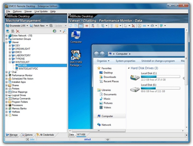 Resultado de imagen para EMCO Remote Desktop Enterprise