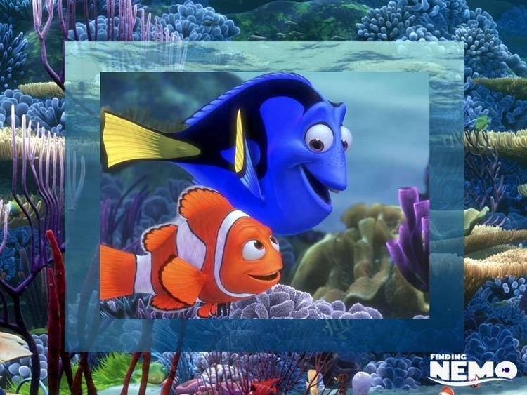 Download Screensavers Finding Nemo Movie Screensaver
