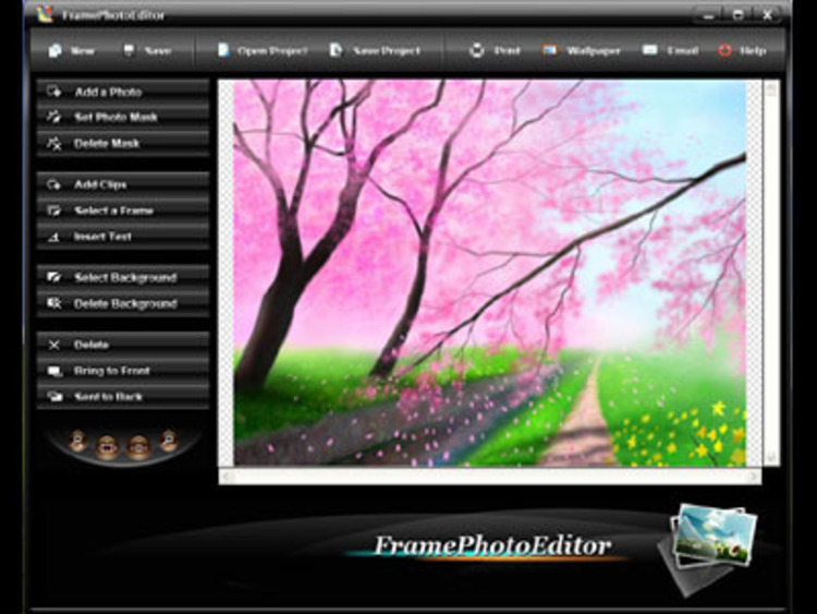 Frame Photo Editor 5 0 2 Screenshot