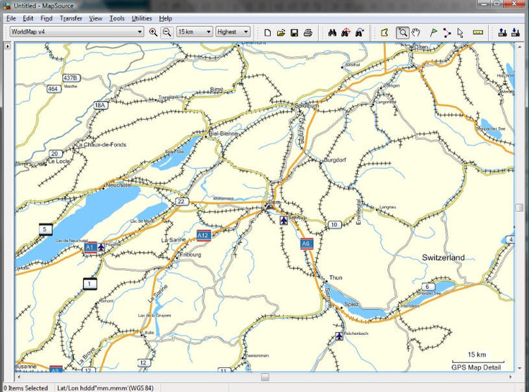 Download Garmin MapSource - Free garmin maps downloads