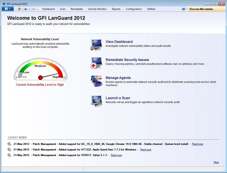 languard network scanner