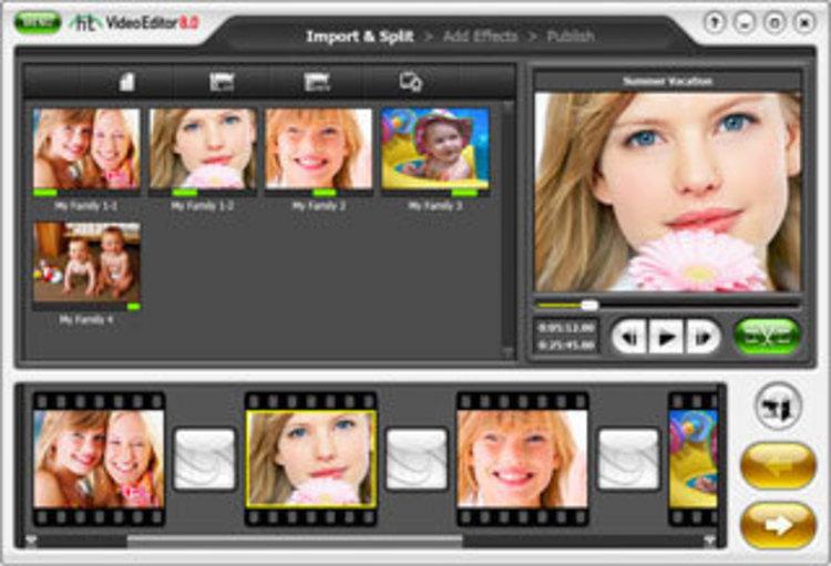 Download Honestech Video Editor 8.0 - Honestech Video Editor Download: download.canadiancontent.net/honestech_Video_Editor.html