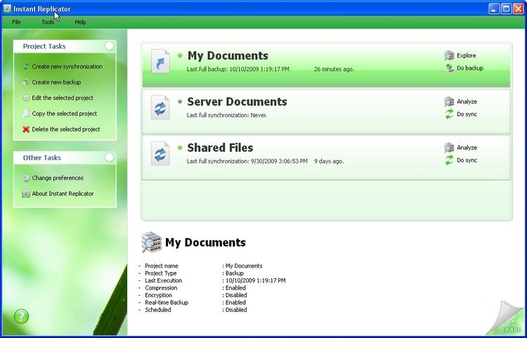 Instant Replicator Free Download.
