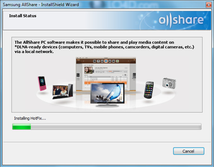 How to unblock publisher samsung allshare myideasbedroom com