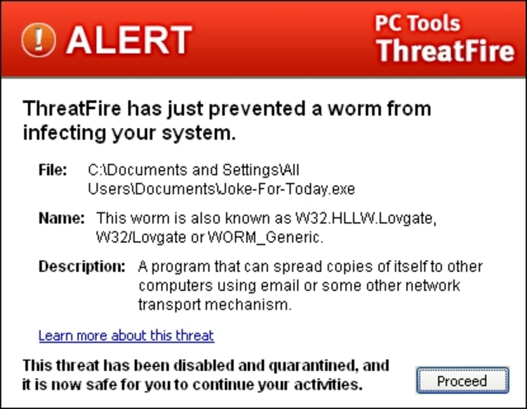 Free Threatfire Antivirus Software