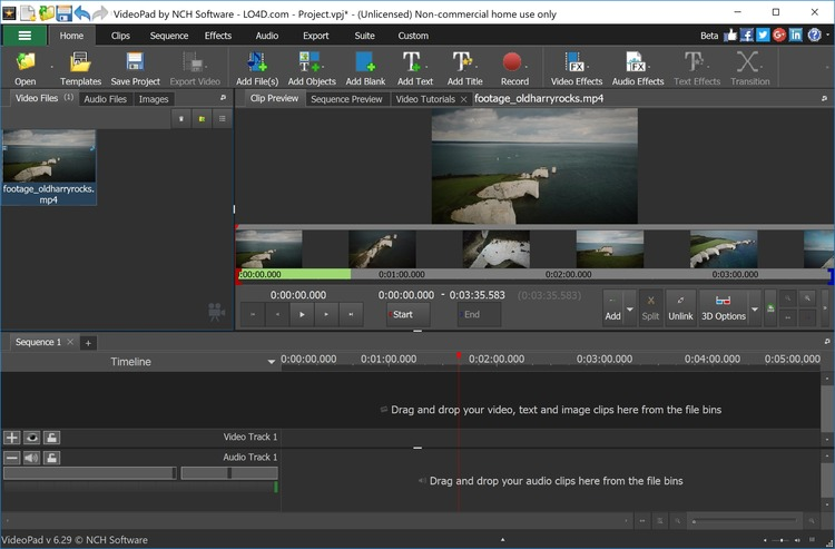 movie editor, avi editor, edit movie, edit video, edit video free, ...