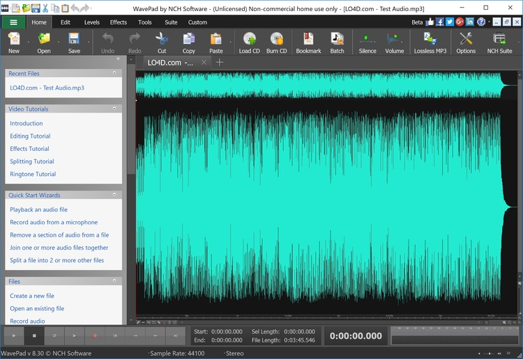 Track Editing Software Free Download
