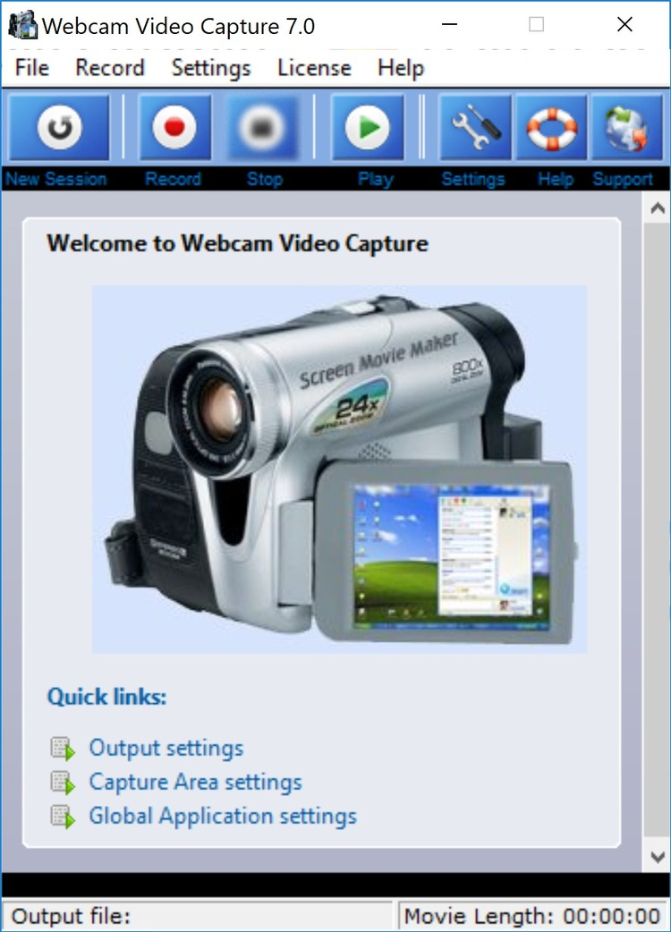 To be quite honest, Webcam Video Capture is a pretty low value product which ...